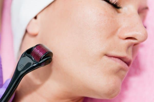 better outcomes with topical PRP and microneedling