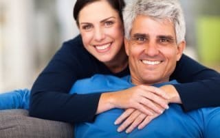 happy couple after prp injections treat erectile dysfunction