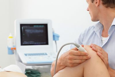 ultrasound guided PRP injection